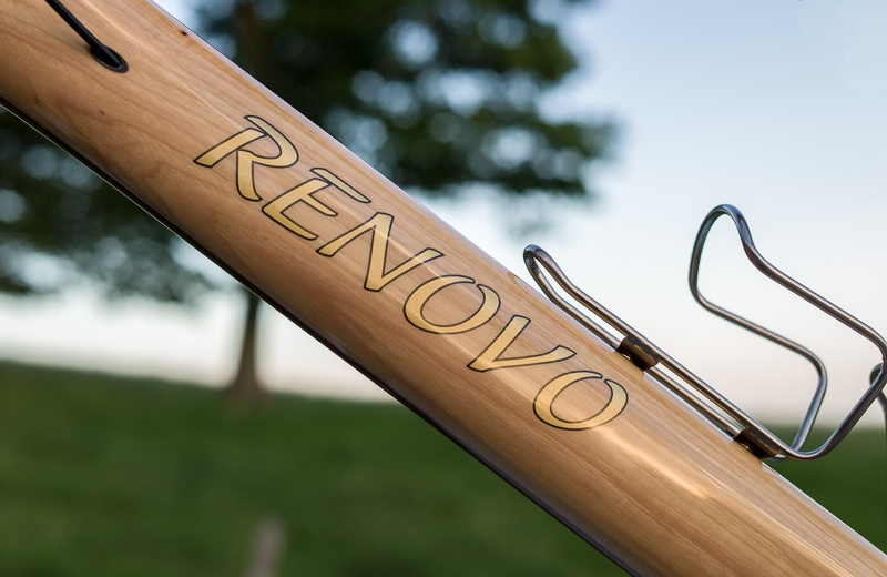 Renovo Wooden Bicycle