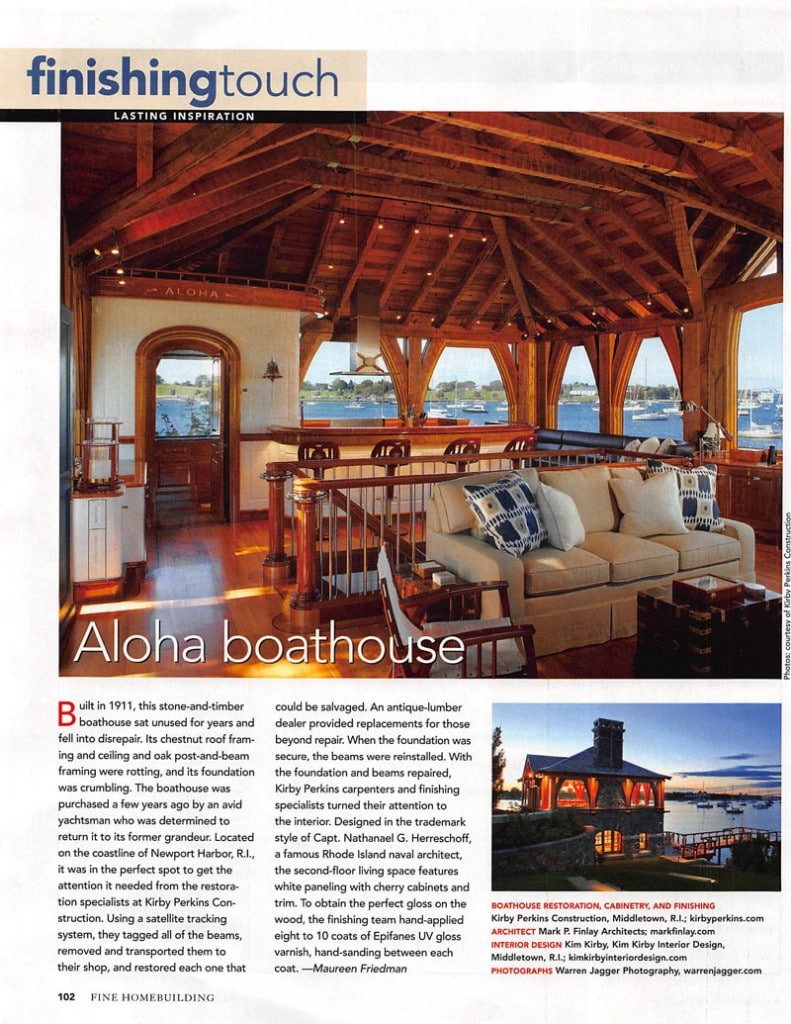 Aloha Landing Boathouse