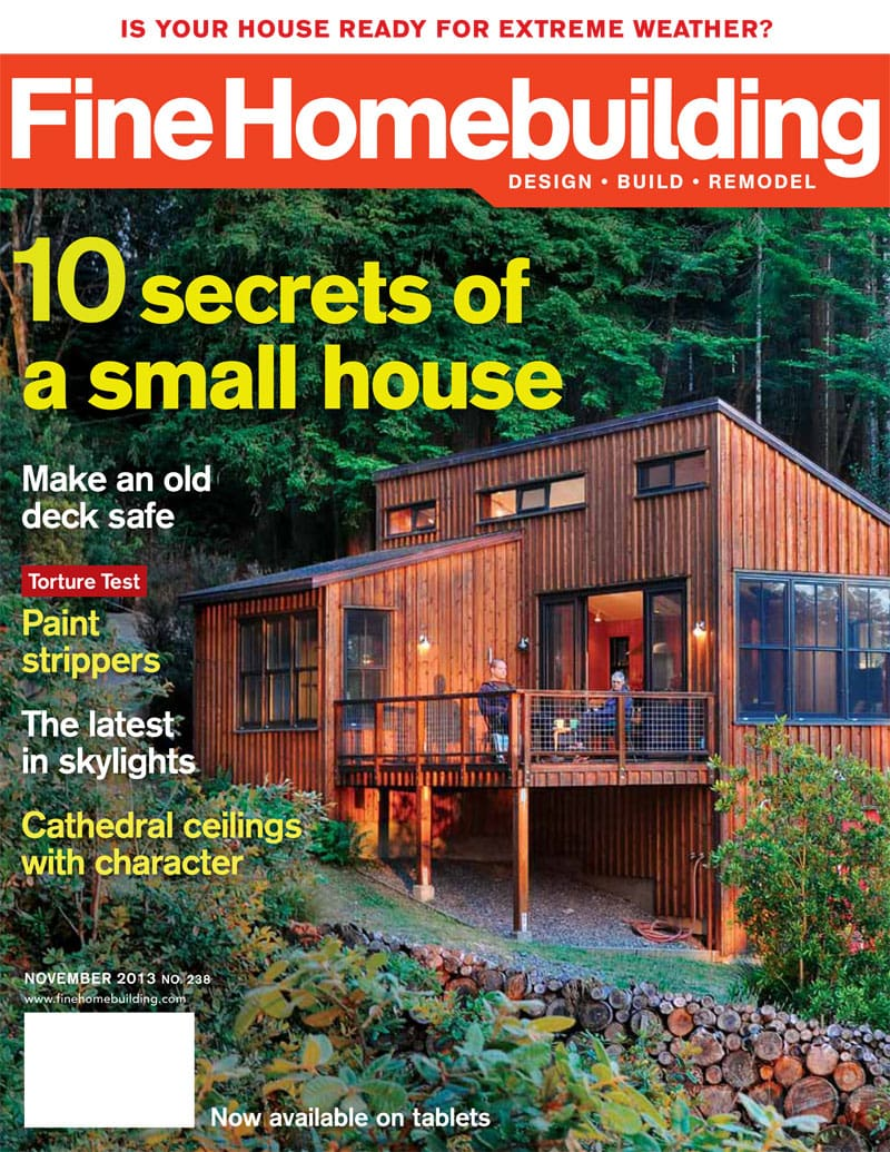 Fine Homebuilding - national publications