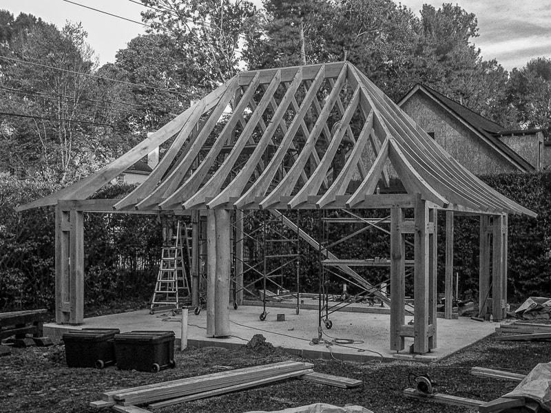 Chiott Custom Homes review Carolina Timberworks
