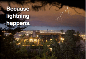 Lightning Protection for Barns