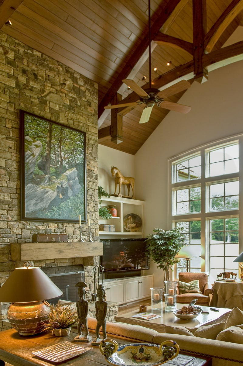 Rooms: Timber Frame Great Rooms, Lodge Rooms, And Living Rooms