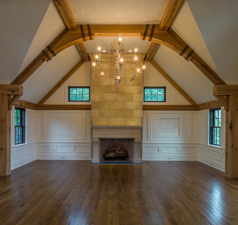 Reclaimed wood beams reclaimed white oak wood timber frame trusses with metal straps ppazfo