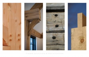 what is the best wood for timber framing