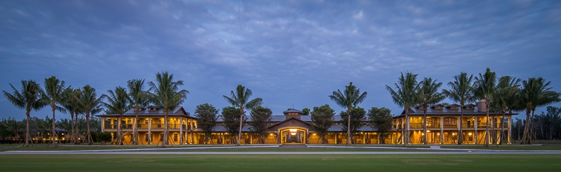 Largest Horse Barn in US Exterior