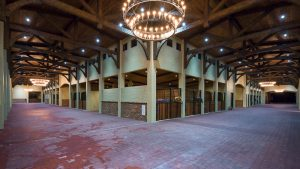 Largest Horse Barn in the US