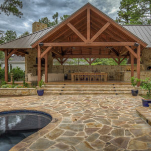 Timber Frame photos - gazebos and pavilions