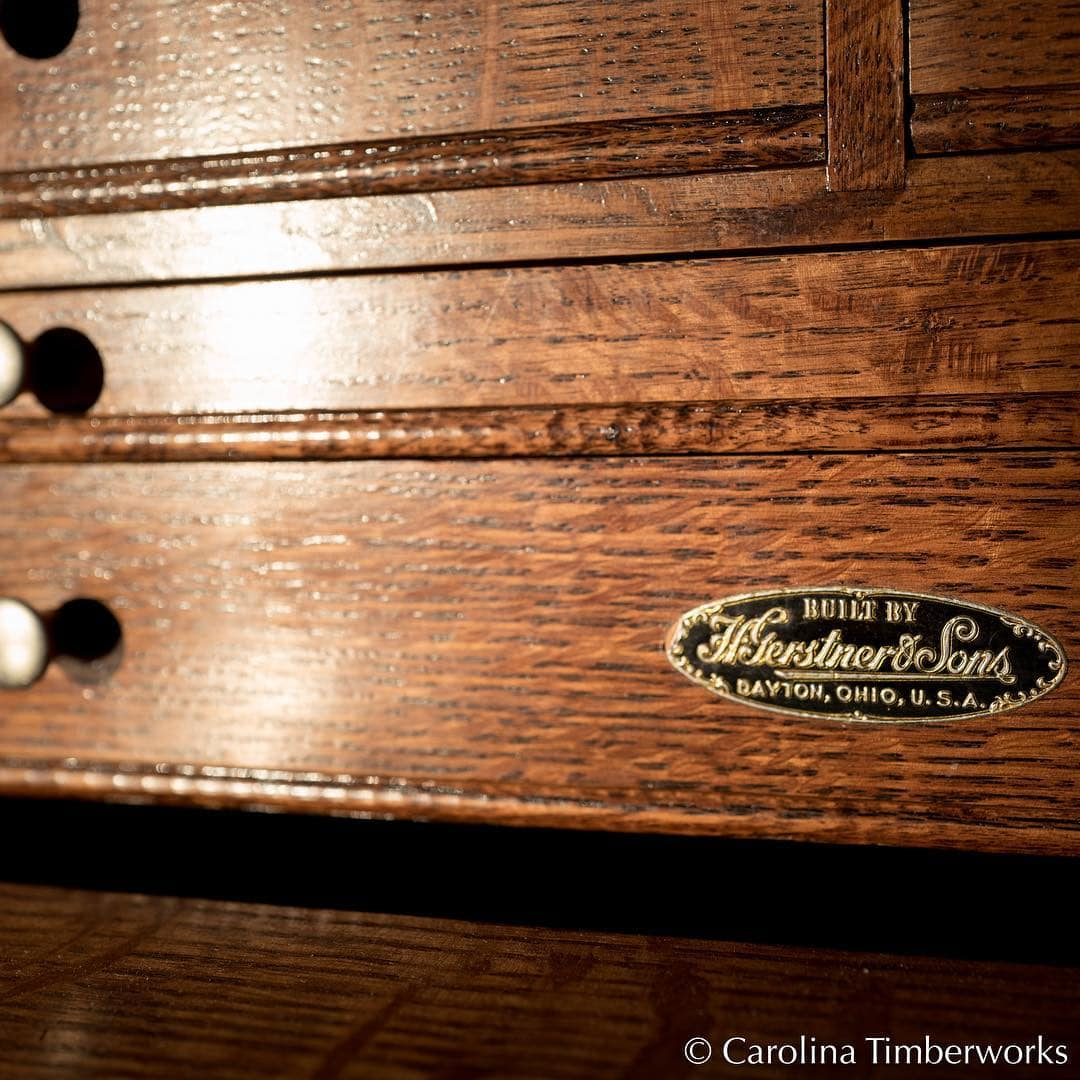 We have a thing for antique Gerstner Chests…