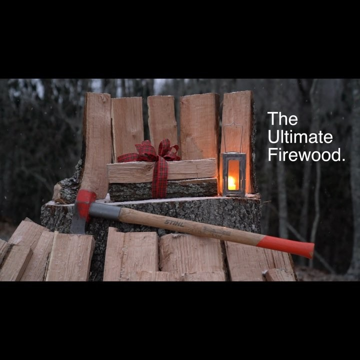 We can understand why hand-split firewood would command a premium price…but why quarter-sawn?