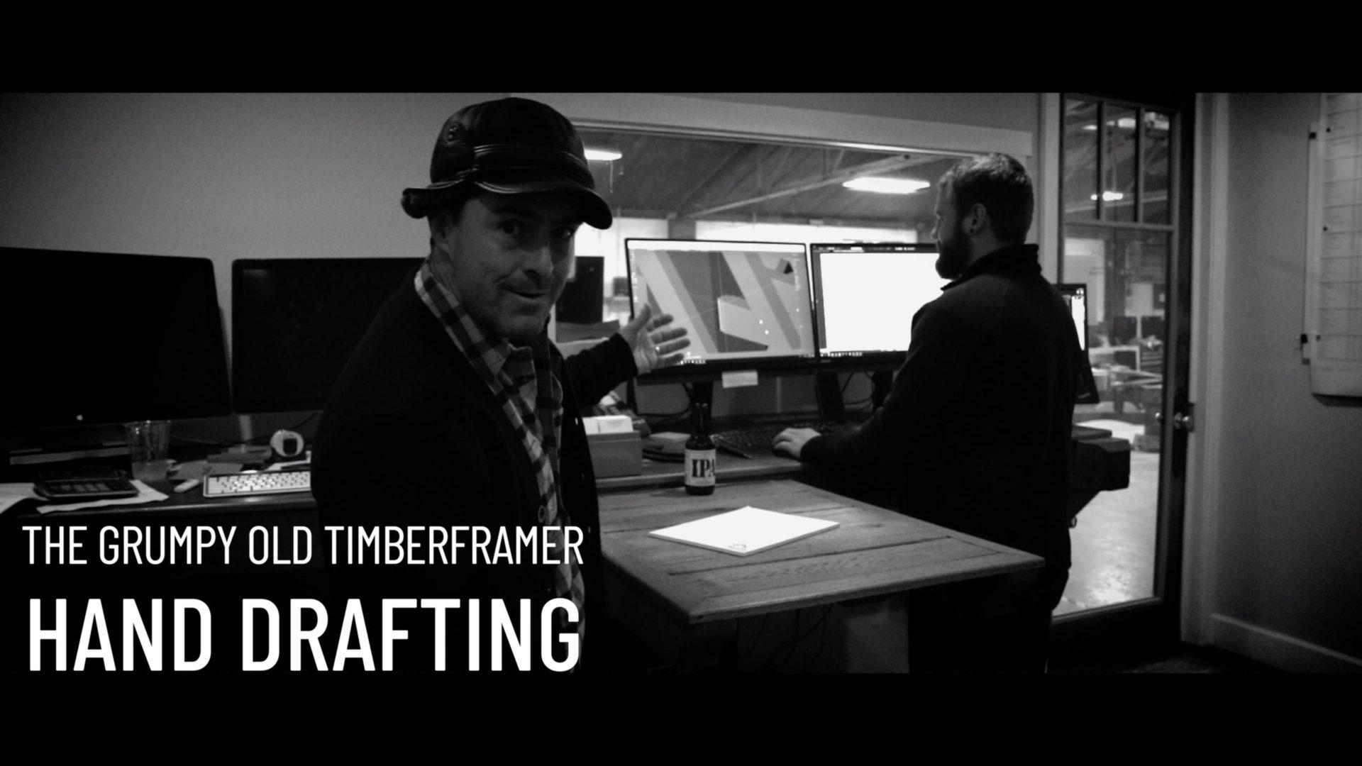 timber frame drafting