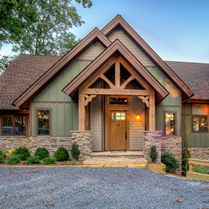 Timber Frame and Post and Beam Homes | Carolina Timberworks