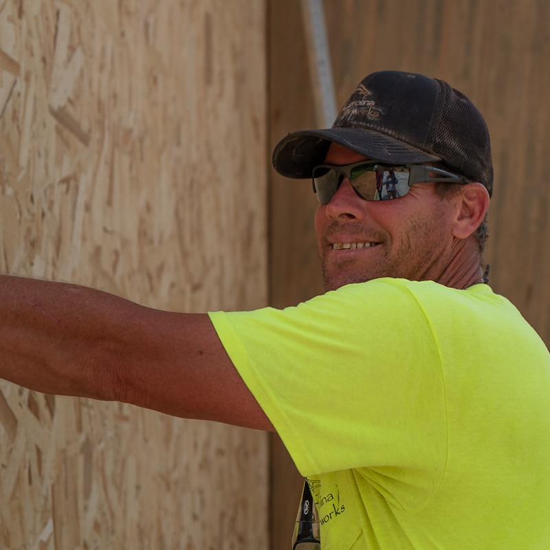 Timber Frame Installation Professional