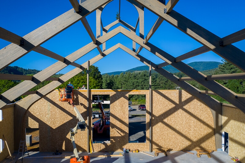 glulam supplier in north carolina