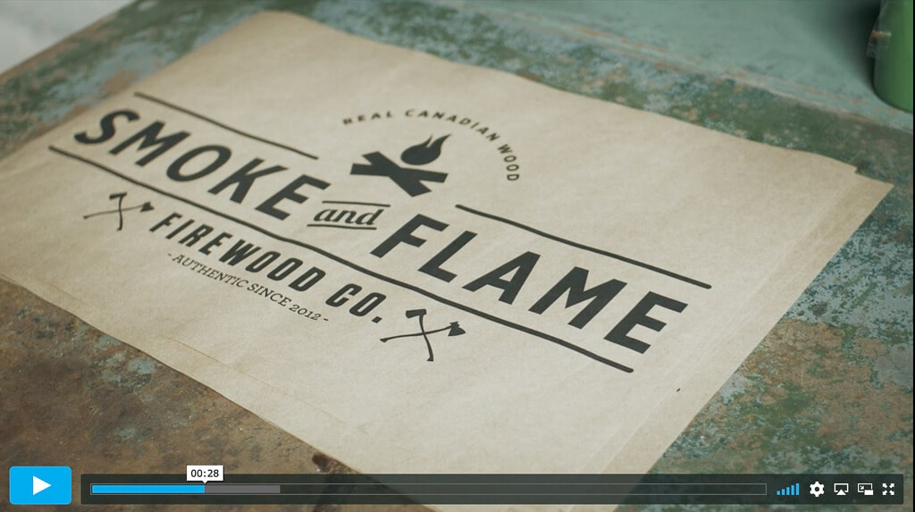 Artisanal Firewood Video