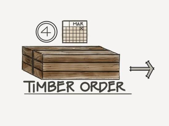 Timber Frame Order