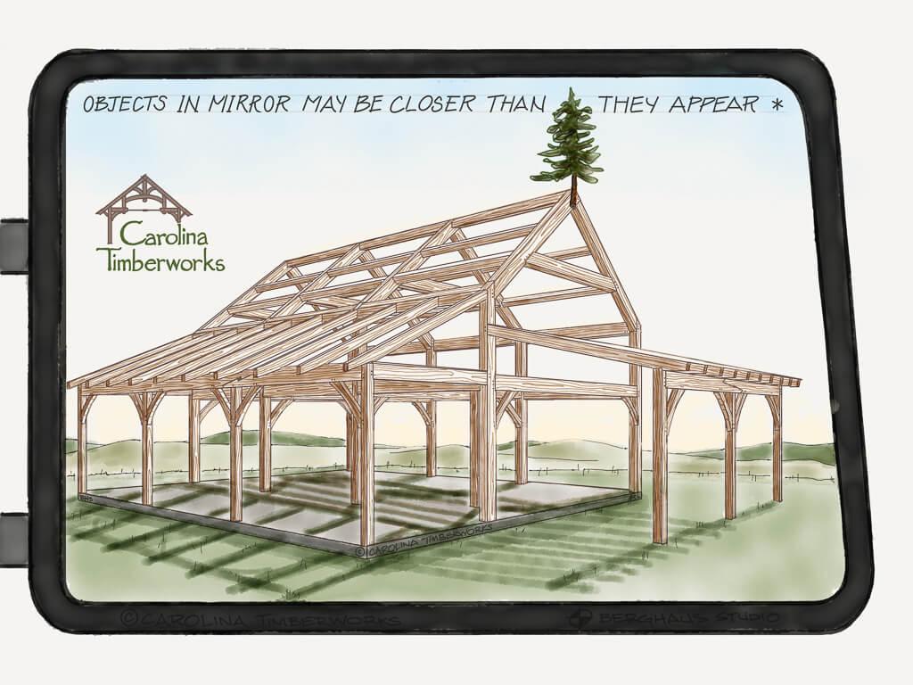 timber frame design