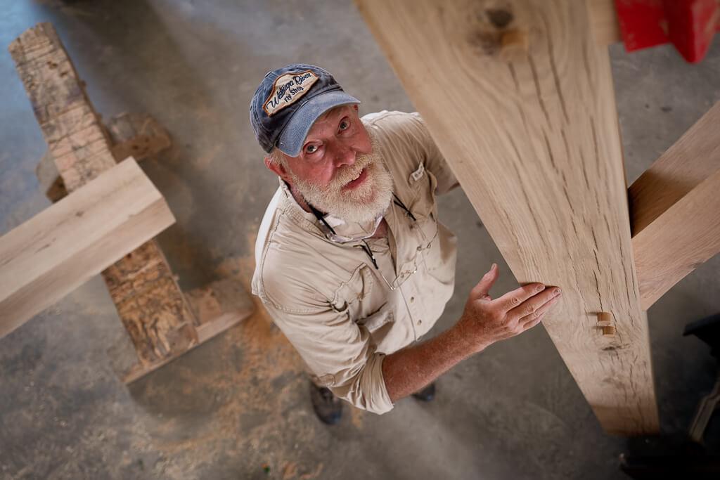 timber frame houses master craftsman