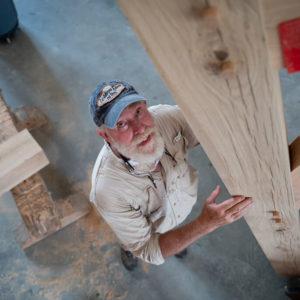 timber frame master craftsman