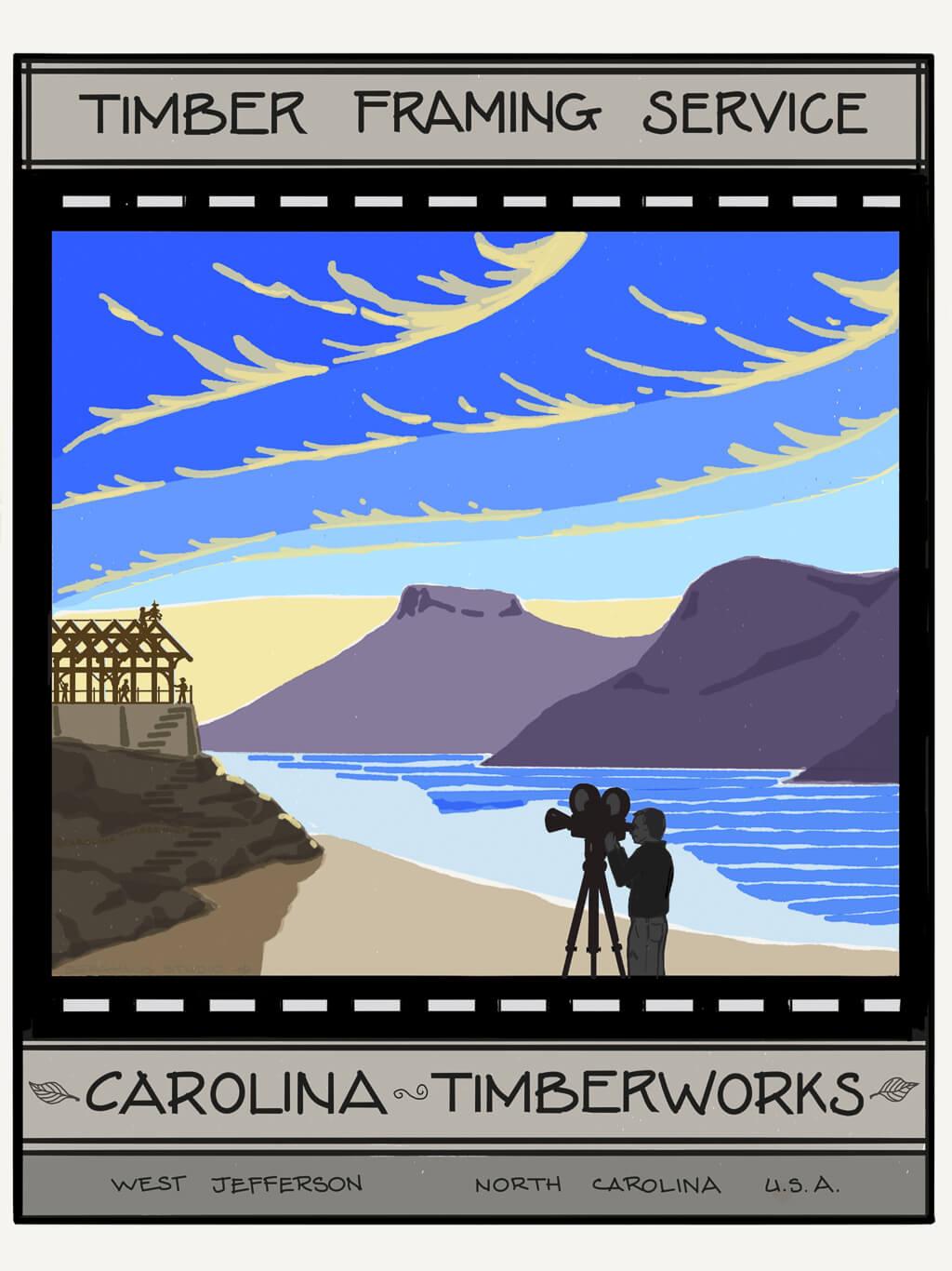 Timber framing Videos