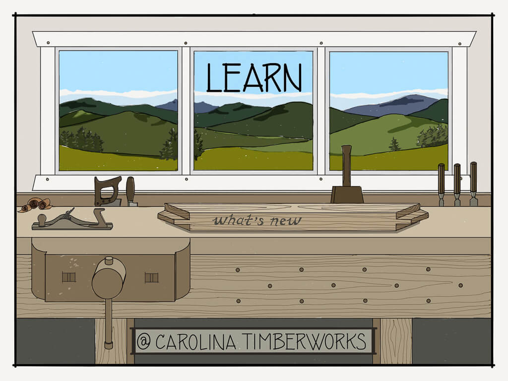 Timber frame blog